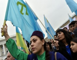 Crimean Tatars after Russian annexation
