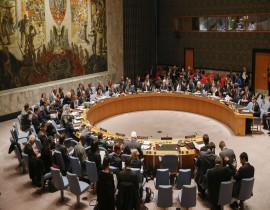 UN Security Council and threats to peace and security in the 21st century