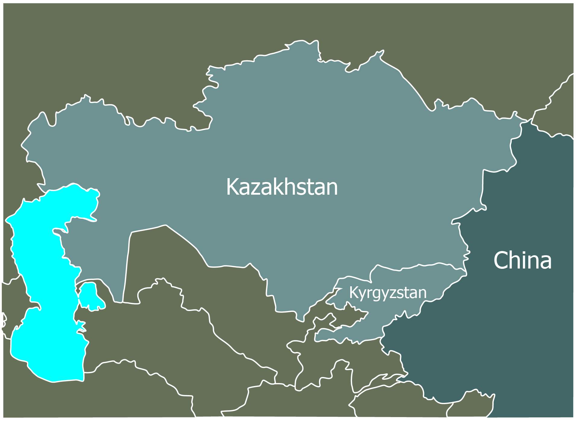 Offensive Mercantilism and its implication on Central Asia:  Case of Kazakhstan and Kyrgyzstan