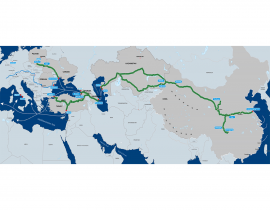 Azerbaijan and Belt and Road Initiative: On the way of becoming a regional transport center