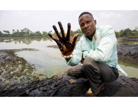 The oil dependency of Nigeria: the curse of the black gold
