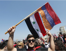 Armenian activites in Syria: From Aleppo to Kubadli