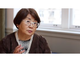 Interview with Roza Otunbayeva (Part One): from the USSR to Kyrgyzstan