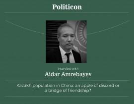 Çindəki qazaxlar: Nifaq toxumu, yoxsa dostluq körpüsü?