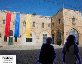 Is there an Armenian problem in Jerusalem?