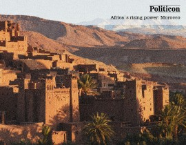 Africa`s rising power: Morocco